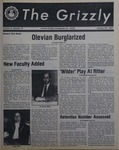 The Grizzly, January 28, 1983