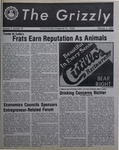 The Grizzly, February 4, 1983