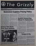 The Grizzly, February 11, 1983