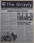 The Grizzly, February 18, 1983