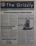 The Grizzly, March 4, 1983