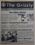 The Grizzly, March 25, 1983