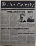 The Grizzly, April 29, 1983