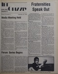 The Grizzly, September 30, 1983