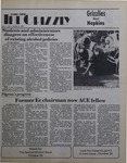 The Grizzly, October 12, 1984