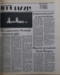 The Grizzly, November 2, 1984