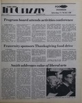 The Grizzly, November 9, 1984
