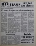 The Grizzly, February 1, 1985