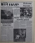 The Grizzly, September 26, 1986