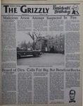 The Grizzly, February 17, 1989