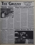 The Grizzly, April 14, 1989