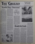 The Grizzly, April 23, 1990