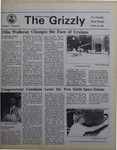 The Grizzly, October 16, 1990