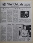 The Grizzly, February 4, 1991