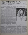The Grizzly, March 23, 1993
