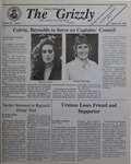 The Grizzly, October 26, 1993
