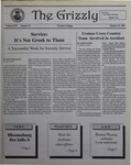 The Grizzly, October 25, 1994
