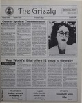 The Grizzly, April 30, 1996