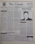 The Grizzly, September 9, 1996