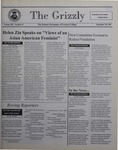 The Grizzly, September 30, 1996