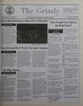 The Grizzly, November 18, 1996