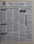 The Grizzly, November 25, 1996