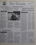 The Grizzly, April 21, 1997