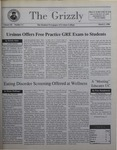 The Grizzly, March 2, 1998