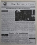 The Grizzly, March 24, 1998