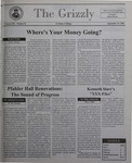 The Grizzly, September 15, 1998