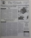 The Grizzly, September 22, 1998