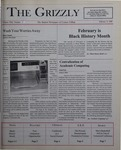 The Grizzly, February 2, 1999