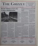 The Grizzly, April 13, 1999