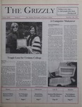The Grizzly, September 14, 1999
