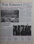 The Grizzly, September 21, 1999