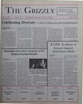 The Grizzly, April 18, 2000