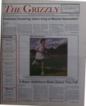 The Grizzly, September 5, 2000