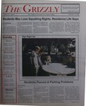 The Grizzly, September 12, 2000