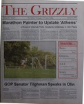 The Grizzly, October 3, 2000