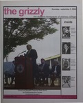 The Grizzly, September 2, 2004