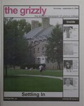 The Grizzly, September 9, 2004
