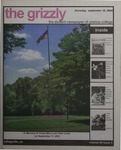 The Grizzly, September 16, 2004