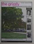The Grizzly, September 30, 2004