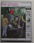 The Grizzly, October 7, 2004