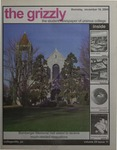 The Grizzly, November 18, 2004
