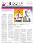 The Grizzly, November 8, 2018