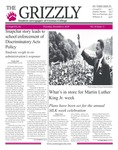 The Grizzly, December 6, 2018 by Courtney A. DuChene, Skylar Haas, Kim Corona, Thomas Garlick, Sophia DiBattista, Daniel Walker, Reagan Ketchum, and Mark LeDuc