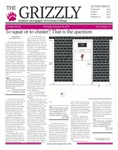 The Grizzly, February 28, 2019 by Courtney A. DuChene, William Wehrs, Madison Rodak, Sophia DiBattista, Claire Hughes, Thomas Bantley, David Mendelsohn, Peter DeSimone, and Zack Muredda