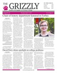 The Grizzly, March 7, 2019 by Courtney A. DuChene, Madison Rodak, Johnny Myers, Sam Rosenthal, Shelsea Deravil, Lillian Vila Licht, Thomas Bantley, Garrett Bullock, David Mendelsohn, and Zack Muredda