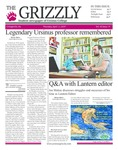 The Grizzly, April 11, 2019 by Courtney A. DuChene, William Wehrs, Lillian Vila Licht, Sam Isola, Rosalia Murphy, Sienna Coleman, Jen Joseph, David Mendelsohn, Tom Cardozo, and Thomas Garlick